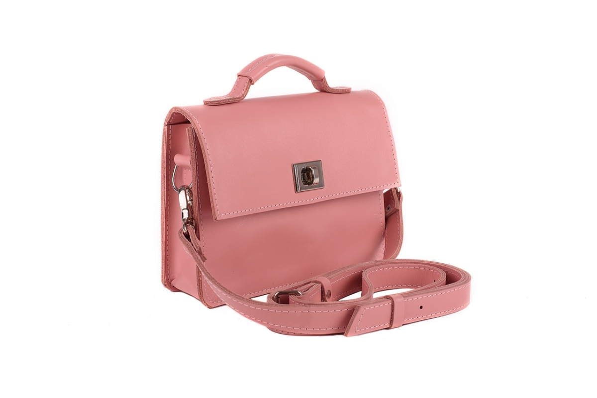 Сумка Emilia розовая