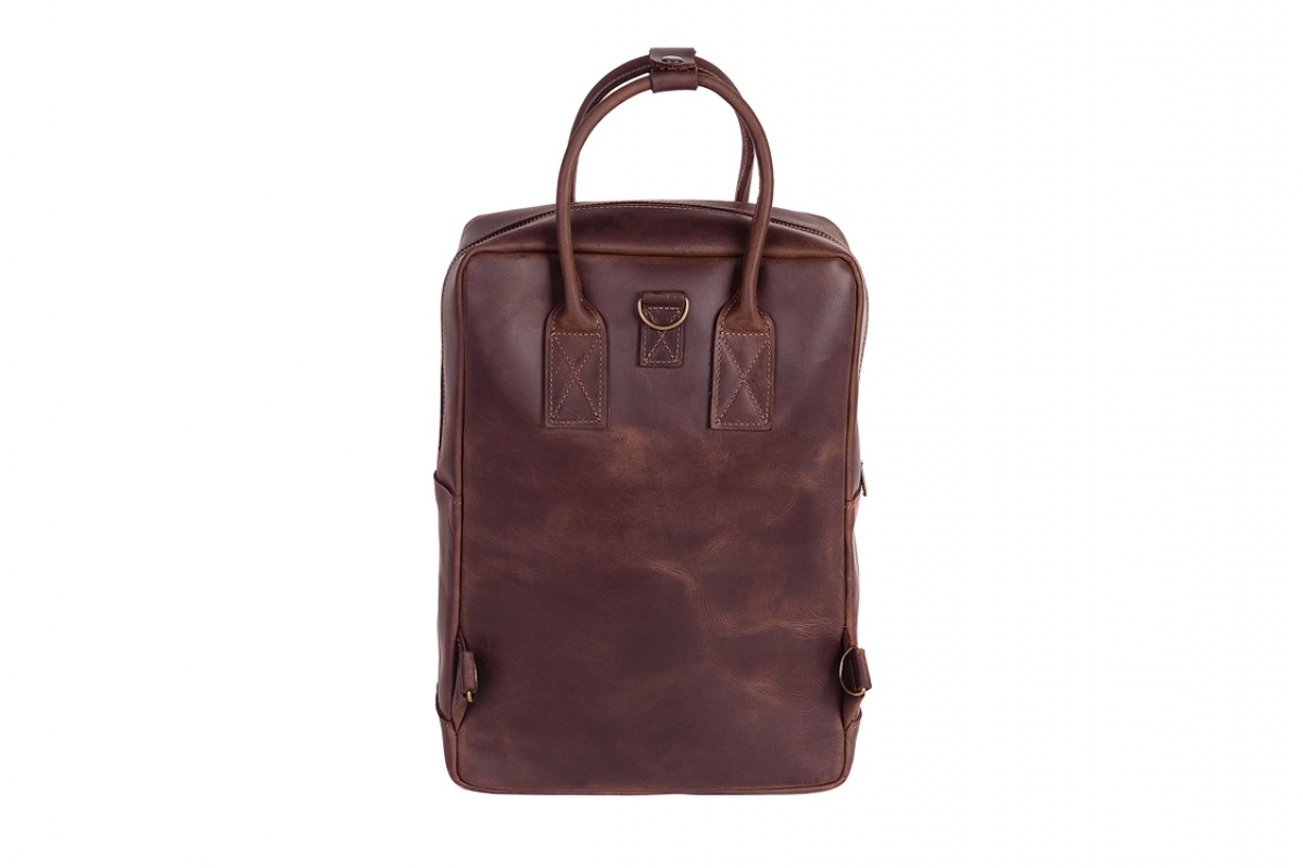 Рюкзак Raystone Leipzig коричневый