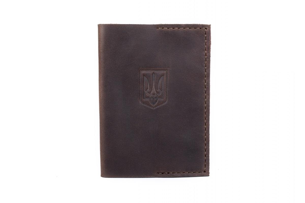 Обкладинка на паспорт Герб України