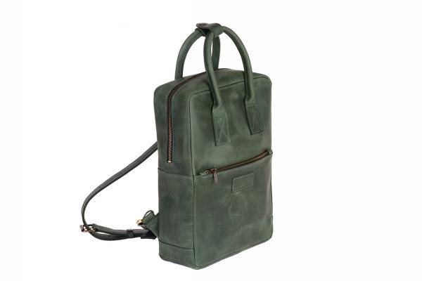 Рюкзак Raystone Leipzig зеленый