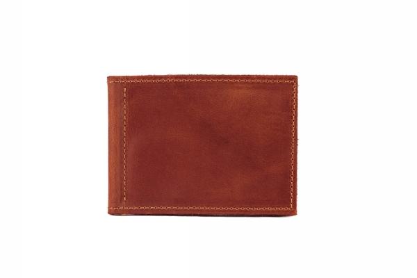 Зажим для денег 344 рыжий